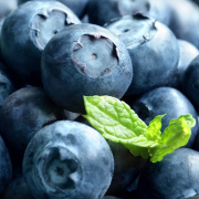 blueberry-mint